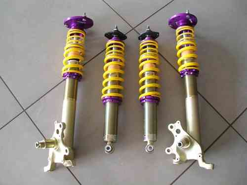 KW 2-way racing suspension