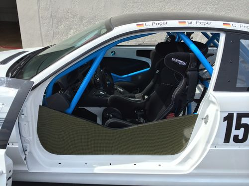 Aramid / Kevlar Crashpad E46 Coupe M3