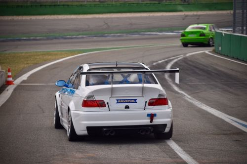 bootlid M3 with Wing support GTR