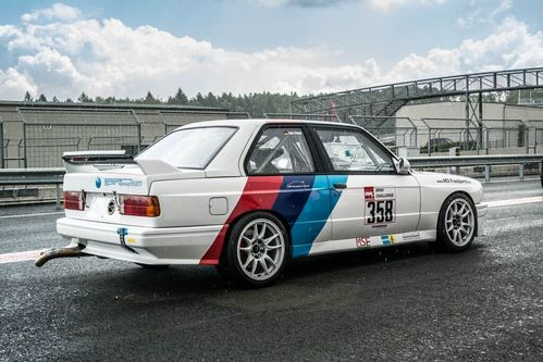 Lightweight Doors m3 e30 DTM
