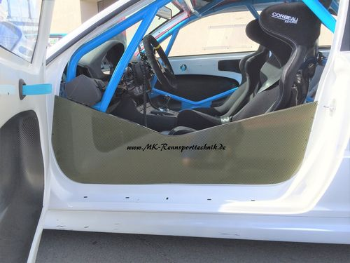 Aramid / Kevlar Crashpad E36 4-Door