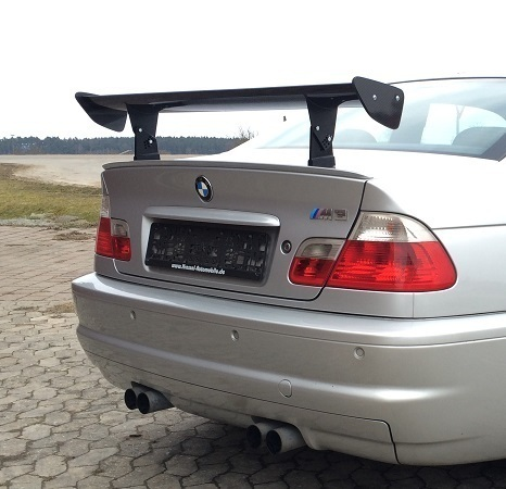 Gts Rear Wing Bmw M3 Carbon Bmw Motorsport Parts