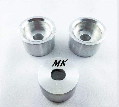 Solid Aluminium Differential Bushings M3 e46
