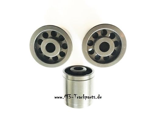 Solid Aluminium Differential Bushings M3 e90 e92 GT4